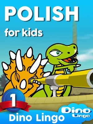 cover image of Polish for Kids, Lesson 1